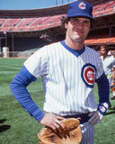 Ryne Sandberg, Chicago Cubs photos stock