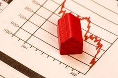 rynek budownictwa mieszkaniowego Obraz Stock