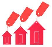 Rynek budownictwa mieszkaniowego. Spadek cen Obraz Royalty Free