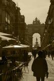 rynek europejski Zdjęcie Royalty Free