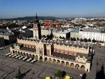 Rynek Glowny à Cracovie Images stock