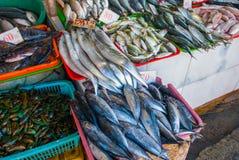 Rynek na ulicie Philippines manila obraz royalty free