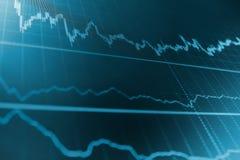 Rynek Papierów Wartościowych wycena na pokazie Cen akcji wycena Bitcoin ceny zegarek zdjęcie royalty free