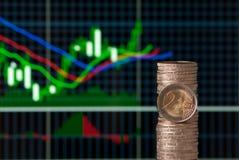 Rynki walutowi Fotografia Stock