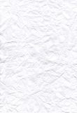 Rynkig pappers- textur eller bakgrund Royaltyfria Foton