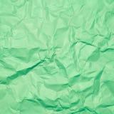 Rynkigt papper som används som bakgrund arkivfoton