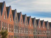 Rynku Budownictwa Mieszkaniowego abstrakt Zdjęcie Royalty Free