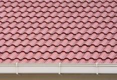 rynny deszczu dach Zdjęcia Royalty Free