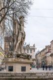 Rynok Square, Lviv, Ukraine. 28.11.2015. Editorial. Royalty Free Stock Photos