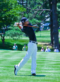 Ryo Ishikawa at the 2011 US Open. Royalty Free Stock Photography