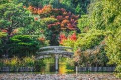 Ryoan-ji Garden at Ryoan-ji Temple in Kyoto Stock Image
