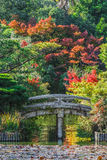 Ryoan-ji Garden at Ryoan-ji Temple in Kyoto Royalty Free Stock Images