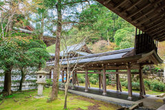 Ryoanji temple in Kyoto, Japan Royalty Free Stock Photos