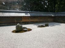 Ryoanji Temple, Kyoto, Japan Stock Image