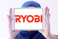 Ryobi company logo Stock Images