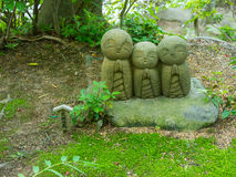 Ryoen Jizo Stock Photos
