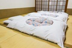 Ryokan hotele, Japońska Tradycyjna austeria Zdjęcie Royalty Free