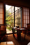 Ryokan room Royalty Free Stock Photos