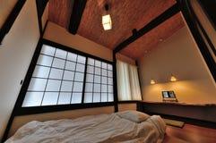 Ryokan Tatami Imagem de Stock