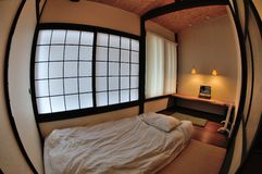 Ryokan Tatami Fotos de Stock