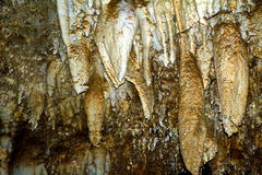 Ryongmun limestone cave, Myoyhang Mountains, North-Korea Stock Images