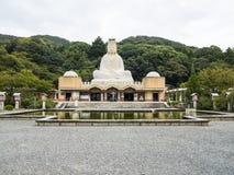 Ryozen Kannon memorial Stock Image