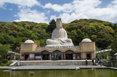 Ryozen Kannon memorial Stock Images