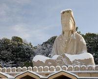 Ryozen Kannon Statue Royalty Free Stock Images