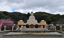 Ryozen Kannon WWII Memorial Shrine, Kyoto, Japan Royalty Free Stock Photos