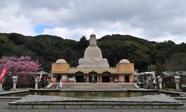 Ryozen Kannon WWII Memorial Shrine, Kyoto, Japan Royalty Free Stock Photos