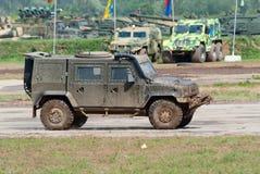 Rys armored vehicle Stock Photos