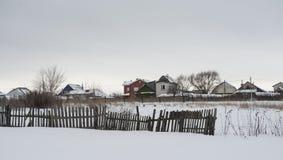 Rysk by Royaltyfria Bilder