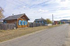 Rysk by fotografering för bildbyråer