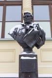 Rysk arkitekt Konstantin Ton royaltyfri foto