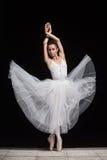Rysk ballerina Arkivfoton