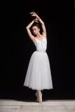 Rysk ballerina Royaltyfri Bild
