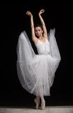 Rysk ballerina Arkivbild