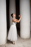 Rysk ballerina Royaltyfri Foto