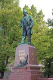 Rysk componist Mikhail Glinka Arkivfoto
