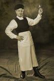 Rysk dörrvakt av det 19th århundradet Royaltyfri Fotografi