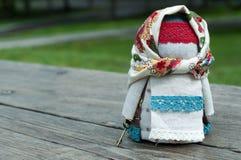 Rysk folk docka Royaltyfri Bild