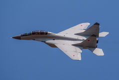 Rysk Fulcrum MiG-29 Arkivfoton