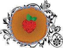 Rysk karnevalMaslenica blini och kaviar Royaltyfria Bilder