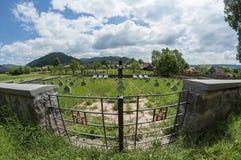 Rysk krigkyrkogård Royaltyfria Bilder