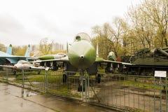 Rysk militär Mig 29 Arkivbilder