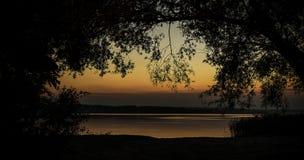 Rysk natur Royaltyfri Fotografi