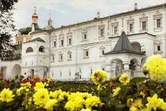Rysk ortodox kyrka i Ryazan Royaltyfri Foto