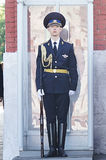 Rysk soldat Arkivbilder