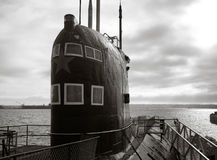 Rysk ubåt Arkivbilder