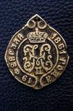 Rysk Yelizavetpol för emblembyjudgeof gubernia royaltyfri bild